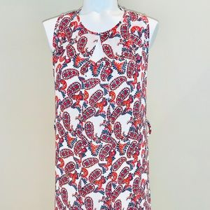 Collective Concepts Paisley Dress, Sz M